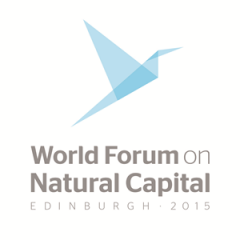 World Forum on Natural Capital logo